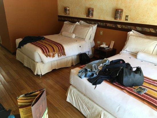 Taypikala Hotel Machupicchu: Large room