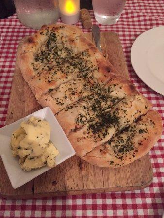 Kerikeri, Nueva Zelanda: Garlic Bread