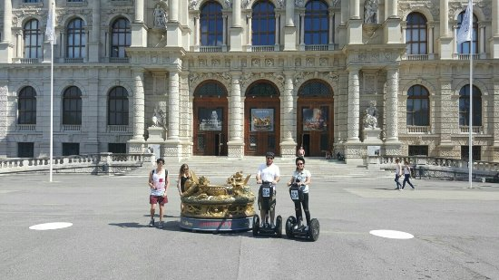 Segway Vienna