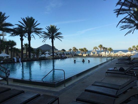 Omni Amelia Island Plantation Resort: Adults only Infinity Pool - very peaceful