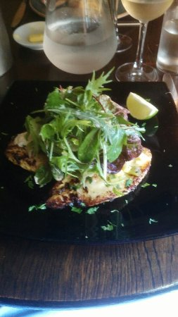 Packie's: Turbot starter