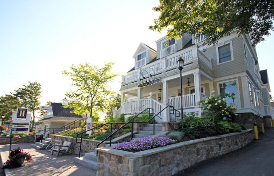 The Grand Hotel In Kennebunk Maine