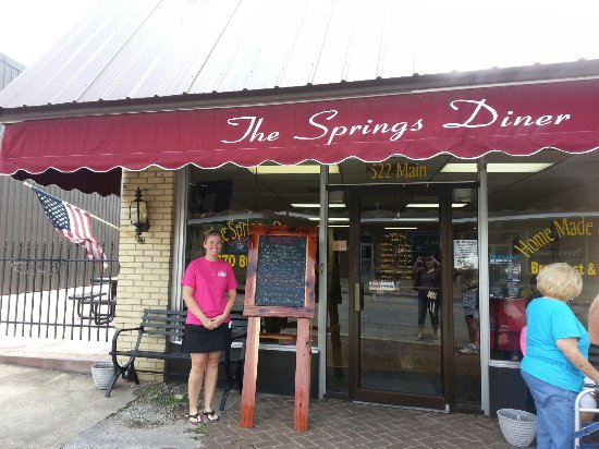 Russell Springs, KY: The Springs Diner