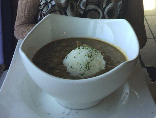 The Boiler: Dinner bowl of Gumbo