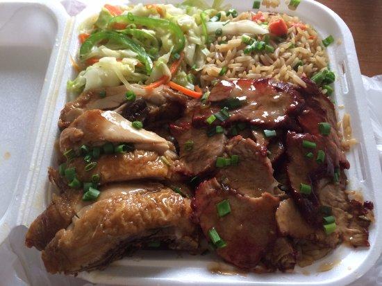 ChopStix Chinese Restaurant: chopstix food