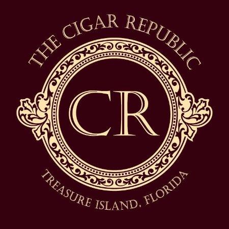 The Cigar Republic: CR Logo