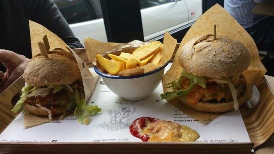 JACK Premium Burgers Gent: Top!