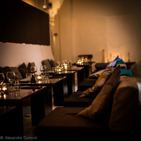 Le Comptoir: The Lounge
