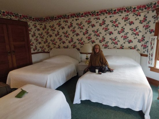 Windermere Hotel: Room A10