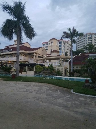 Vista Mar Beach Resort & Country Club: Old beauty
