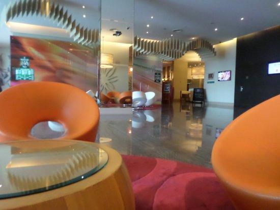 Ibis Mall Of The Emirates: entrada