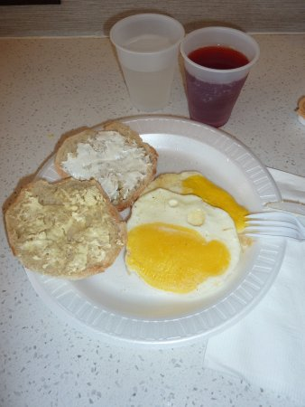 Comfort Suites Miami Airport North: Breakfast