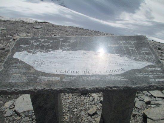 La Grave, Francia: Glacier de la Girose