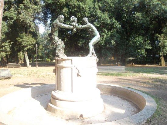 Fonte Gaia Di Villa Borghese