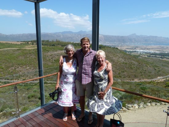 Trek Direct  Day Tours: Waterkloof Vineyard
