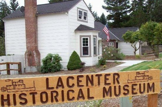 La Center Historical Museum  Open First & Third Saturdays  12:00 PM - 4:00 PM