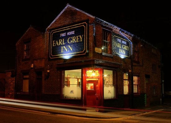 ‪The Earl Grey Inn‬