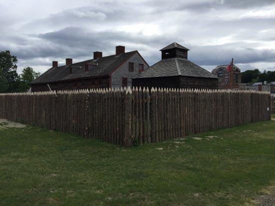 Old Fort Western : photo1.jpg