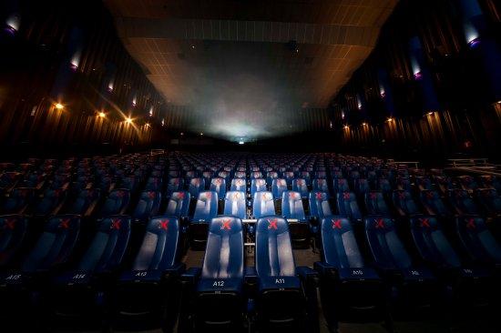 Cinepolis MacroXE Cruz del Sur