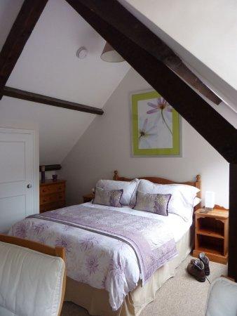 Winfrith Newburgh, UK: Sunset room