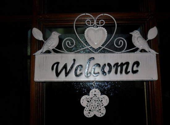 Adina B&B: Entrance