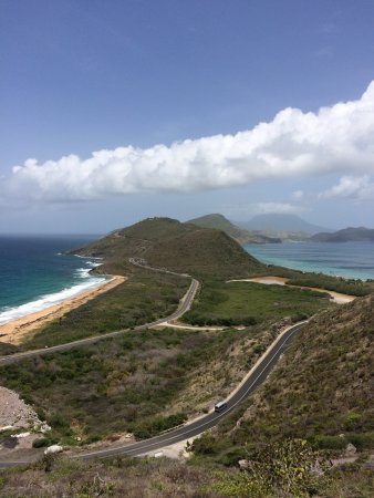 This is a must see landscape on st kitts the view is amazing south peninsula this is a must see landscape on st kitts the view publicscrutiny Images