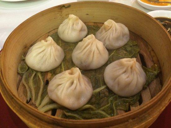 Ala Shanghai: Pork Soup Dumpling