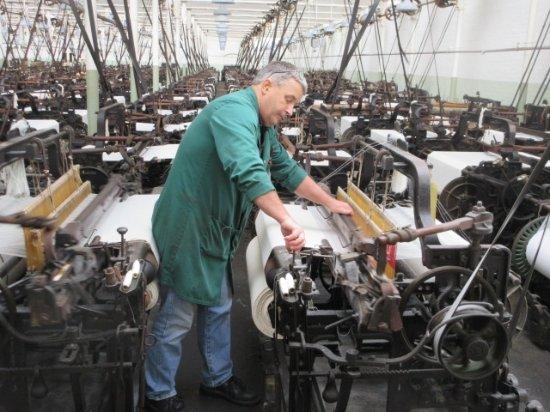 Queen Street Mill Textile Museum Resmi