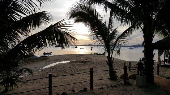 Zazen Boutique Resort & Spa: View from Beach Villa 5.