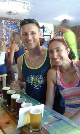 Key Largo Bicycle and Adventure Tours: Bike and Beer Tour