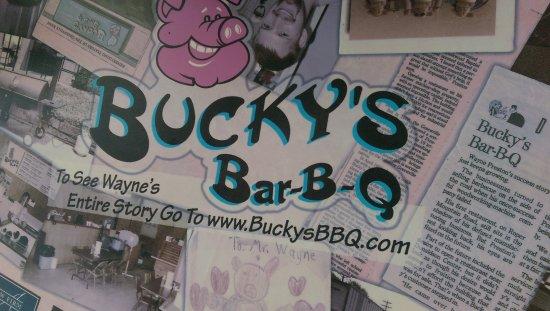 Bucky's Bar-B-Q Photo