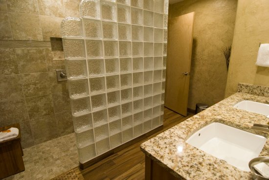 Westwind at Vail: Master Bathroom Open Shower