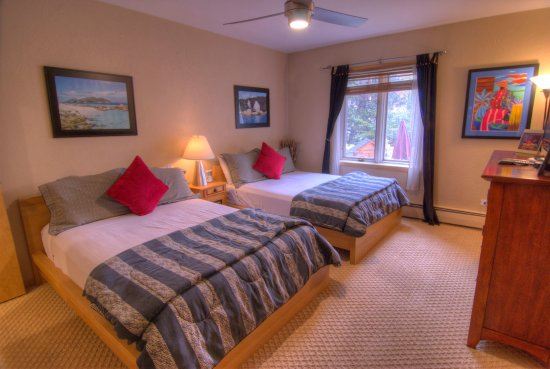 Westwind at Vail: Multiple bedding options