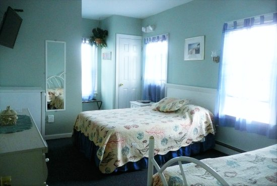 Inn The Gardens B&B: Sand Dollar Room