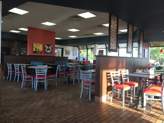 Franklin, KY : A Very Good ARBY'S now !!