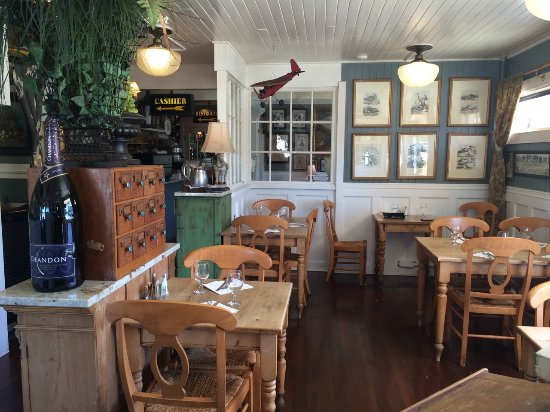 Gearhart, OR: Inside the Pacific Way Cafe