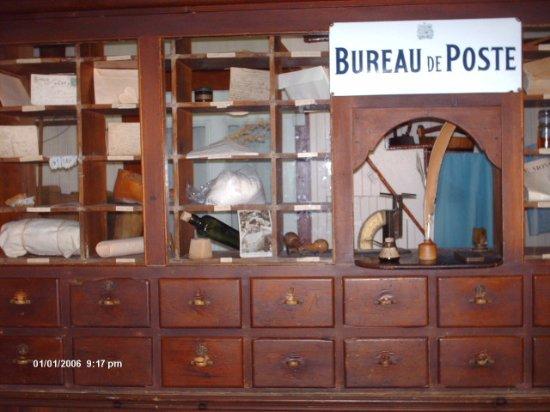 Le bureau de poste photo de le village québécois d antan