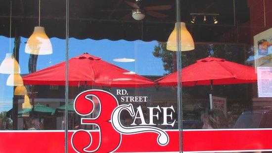 3rd St Cafe: LOGO