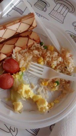 Hostel Archi Rossi: Um pouco do café da manhã maravilhoso!