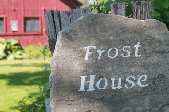 Shaftsbury, VT: Frost House