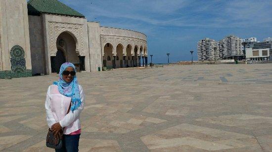 Meczet Hassana II: Hassan II Mosque
