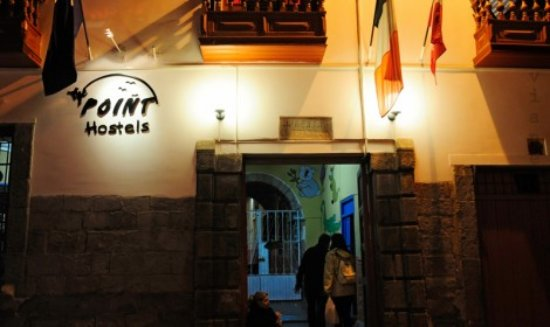 The Point Cusco: The Hostel