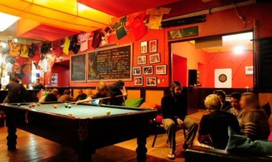 The Point Cusco: Bar