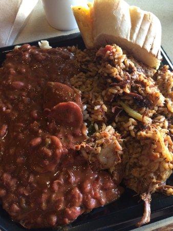 Gumbo Ya Ya: Jambalaya and Red Beans