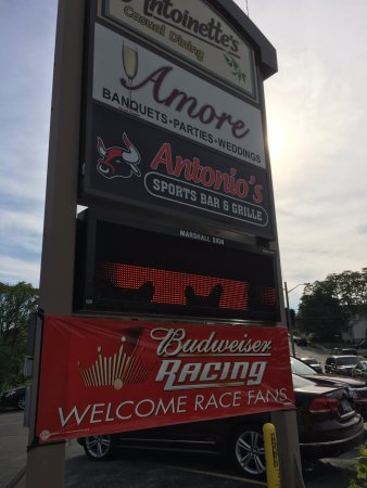 Plymouth, WI: Antoinette's Sign