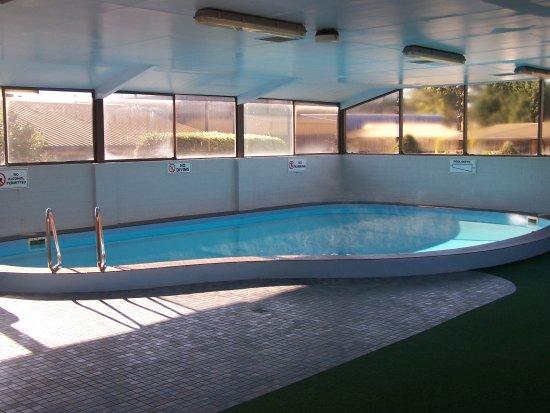 Indoor Pool Bild Von Olde Tudor Hotel Launceston Launceston