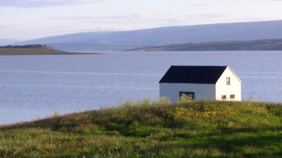 Guesthouse Egilsstadir: Old ferry house