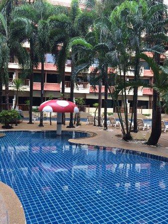 Baumanburi Hotel Aufnahme