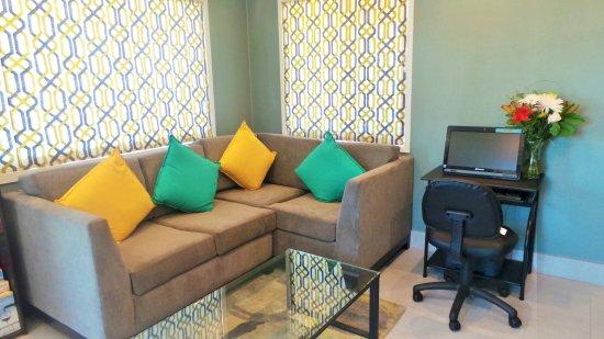 Best Western Park Crest Inn: Lobby area