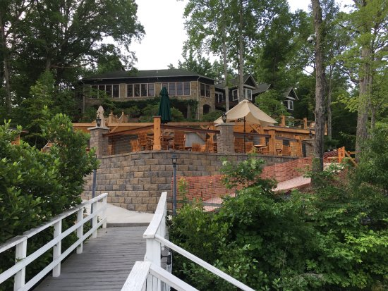The Lodge on Lake Lure-billede